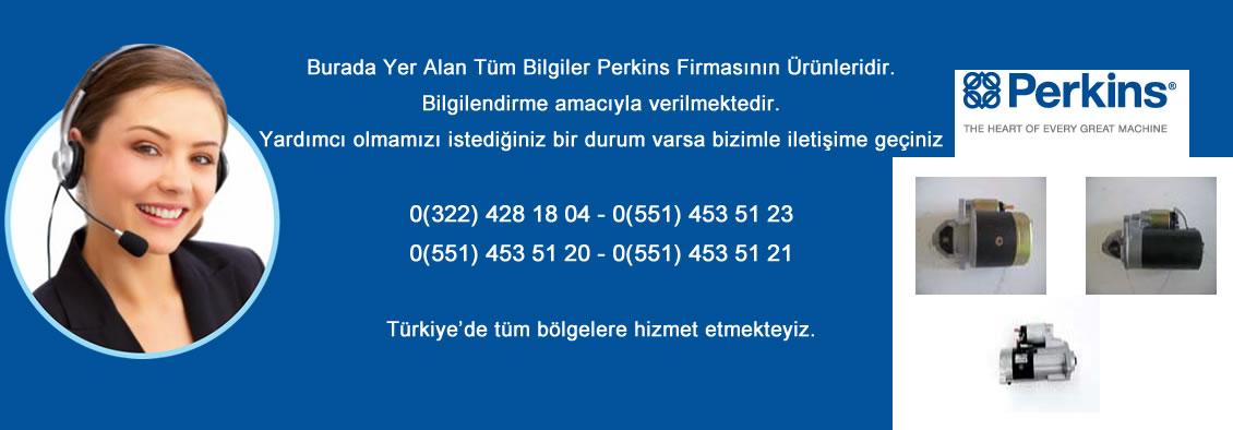Bitlis Perkins Motor Yedek Parçaları