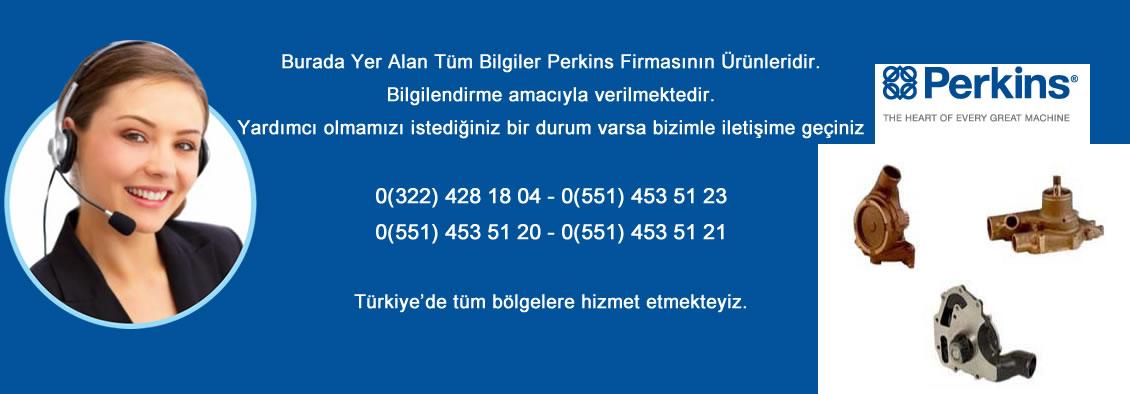 İstanbul Perkins Motor Yedek Parçaları
