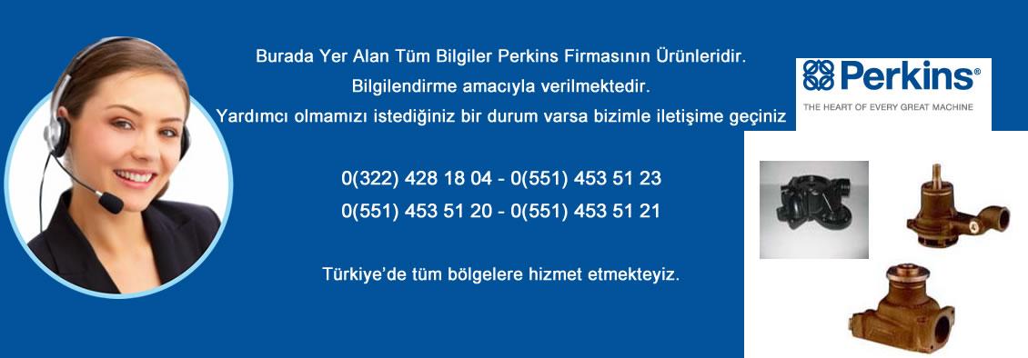 İzmir Perkins Motor Yedek Parçaları