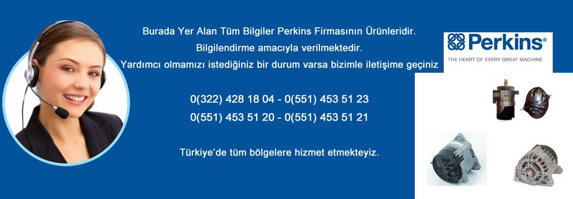 Trabzon Perkins Motor Yedek Parçaları