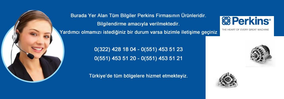 Zonguldak Perkins Motor Yedek Parçaları