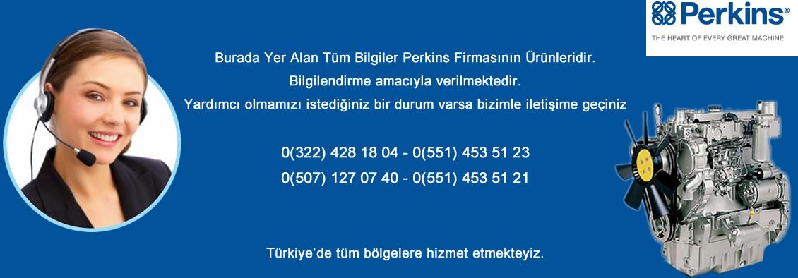 Perkins Türkiye Engine Motor Yedek Parçaları Fiyatları